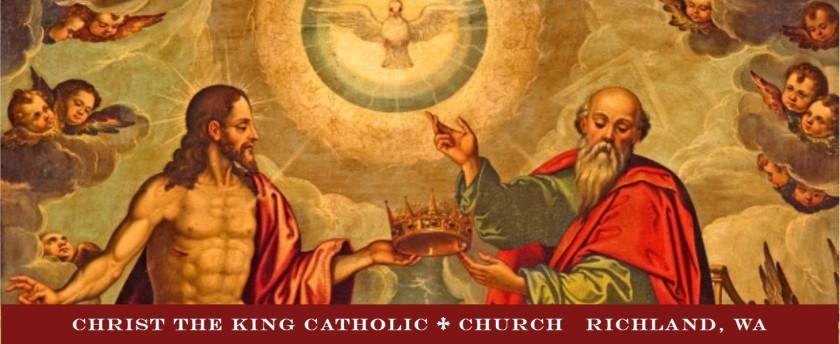 Holy Trinity cover