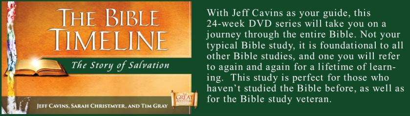 Bible timeline banner