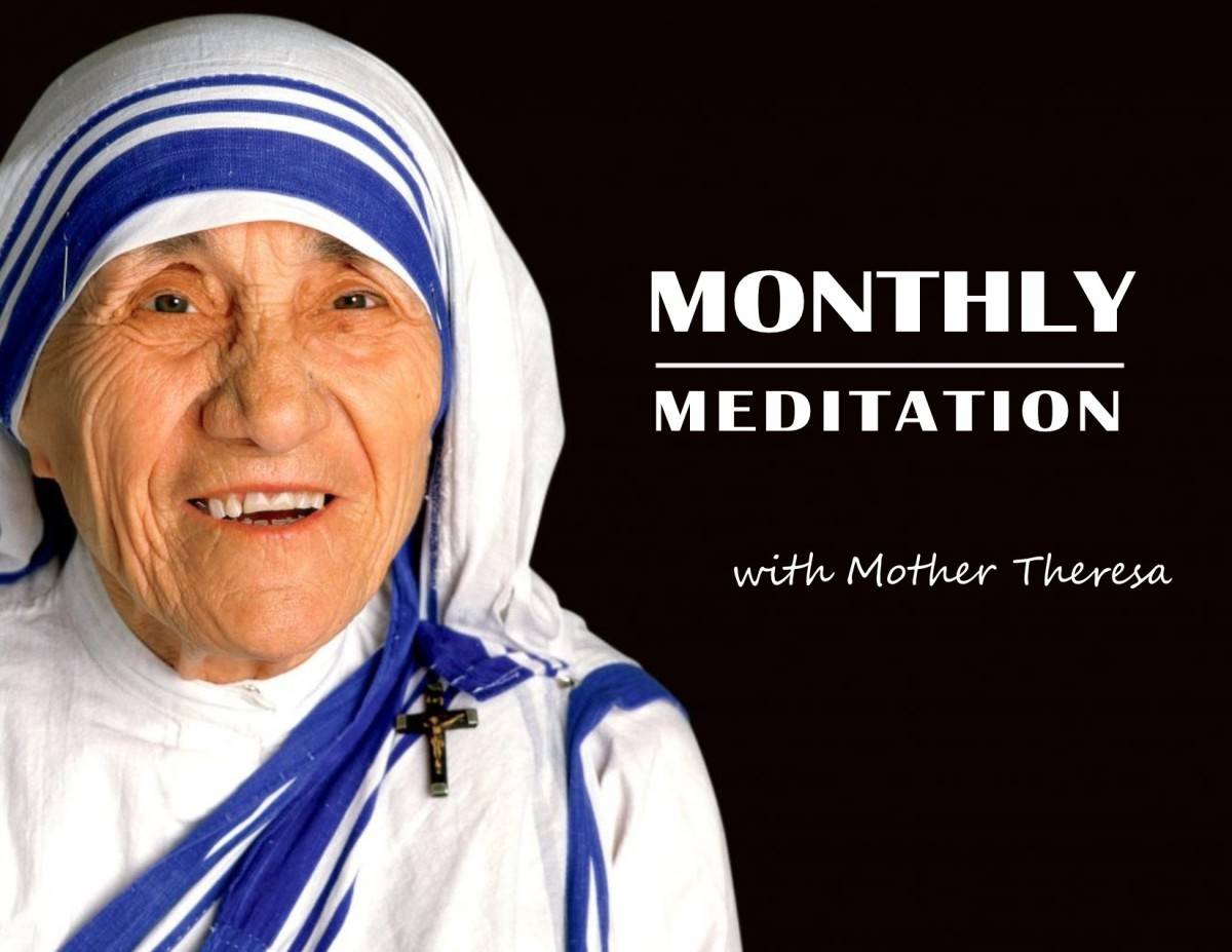 Monthly Meditation – MAY