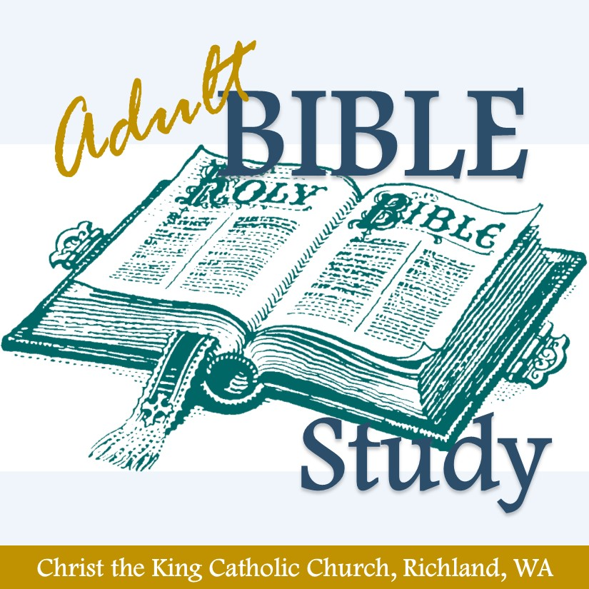 ** PREVIEW ** FALL 2019 Bible Studies